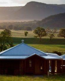 Wolgan Valley: O primeiro hotel do mundo com emissões zero