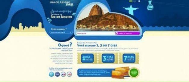 Rio de Janeiro Pass, o cartão de turismo da cidade carioca