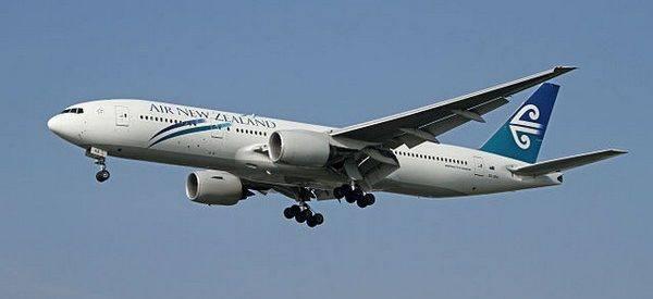 aviões comerciais
