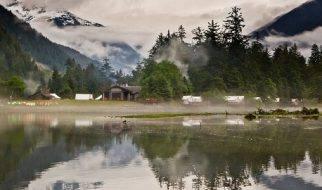 Clayoquot Wilderness Ressort, Canadá