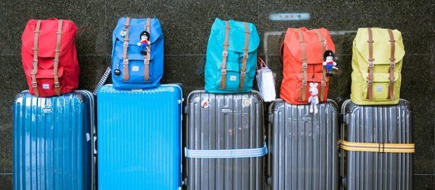 comprar mala de viagem