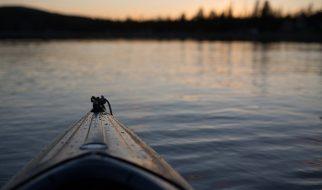 passeios de canoa