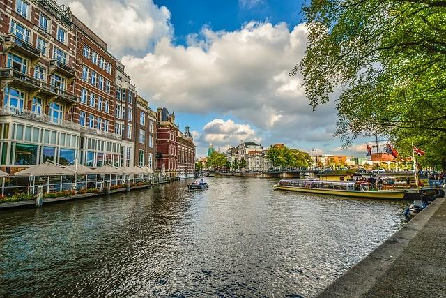 Amsterdão, Holanda