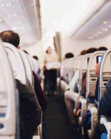 Como perder o medo de andar de avião