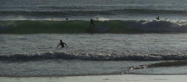 surfar em portugal